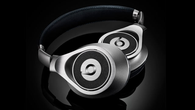 PHOTO: Executive headphones from Beats by Dr. Dre