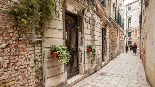 Venice: Ca Riccio