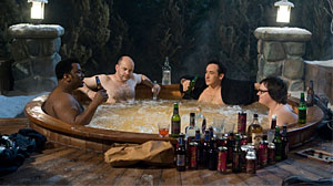 Photo: Where would travel insiders go if they had a hot tub time machine?