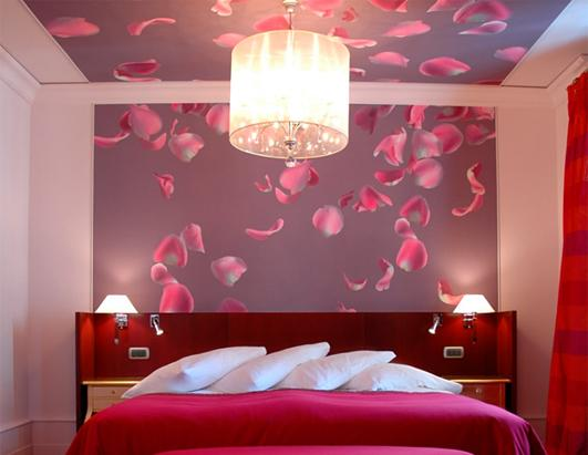 15 Trend Setting Pink Hotel Rooms. Picture | 15 Hotel Rooms With a ...