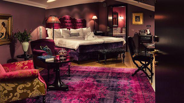 PHOTO: Hotel Dorsia in Gothenburg, Sweden.