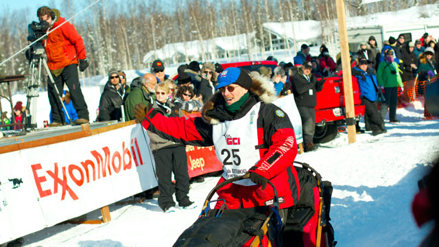 "PHOTO: The Iditarod is known as ""last great race."""
