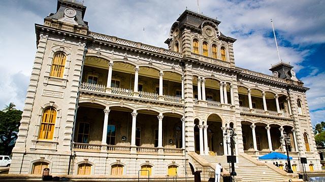 PHOTO:Iolani Palace