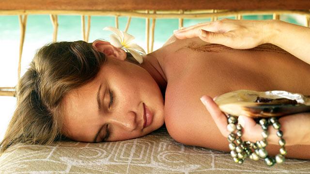 PHOTO: Kahaia Haven Ritual, Four Seasons Hotel Bora-Bora