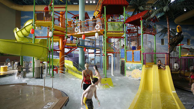 PHOTO: KeyLime Cove Resort and Water Park, resort is 2012s favorite family hotel.