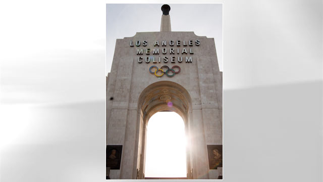 PHOTO: Although the Los Angeles Memorial Coliseum