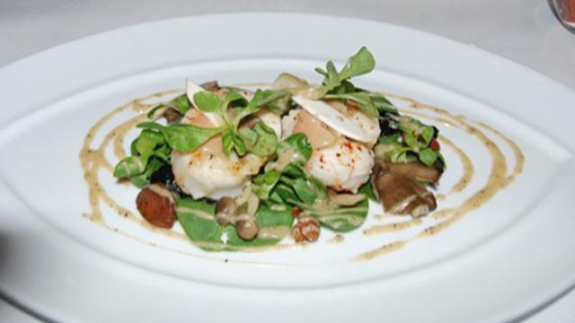 PHOTO: Dish at Le Bernadin