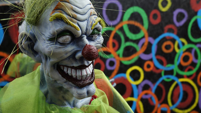 PHOTO: There are few things creepier than an old, nearly abandoned amusement park and though Coney Island's Luna Park has seen a multi-million-dollar reinvention and a return to better days, it dives into everyone's worst killer-clown and possessed roller