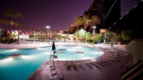 PHOTO: Temptation Sundays at the Luxor Hotel & Casino.