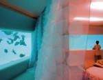 PHOTO: LIME spa at the Huvafen Fushi resort in the Maldives claims to be the first underwater spa in the world.