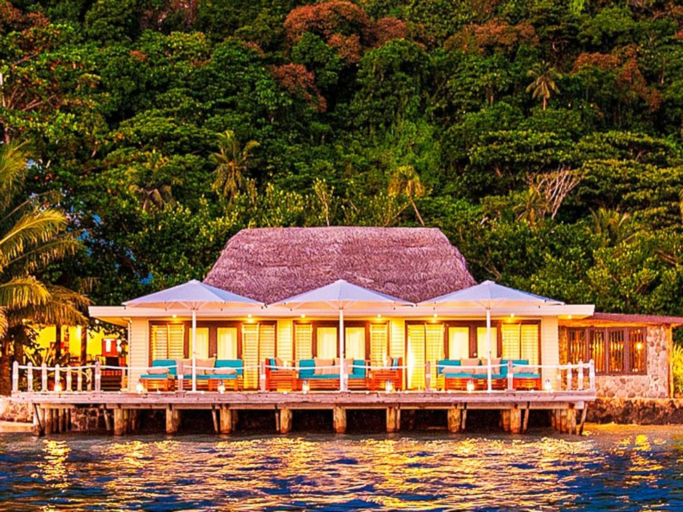 PHOTO: Matangi Island Resort is a private-island getaway with just 13 cozy bungalows. Travelzoo offers 35 percent off.
