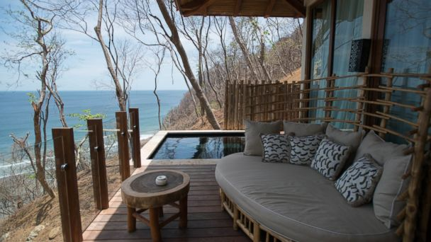 PHOTO: Bohio Suite at Mukul Luxury Resort and Spa, Nicaragua.