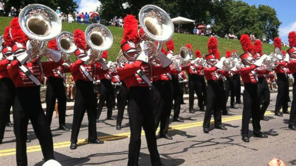 PHOTO: July Fourth Parade in Plymouth