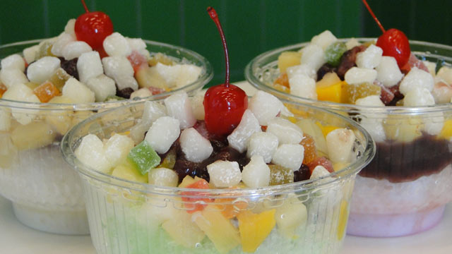 PHOTO: Shaved ice topped with red beans is a popular roadside treat that Hawaii borrowed from Asia-but one Boston restaurant brings this exotic, flavor-bursting dessert to the East Coast.