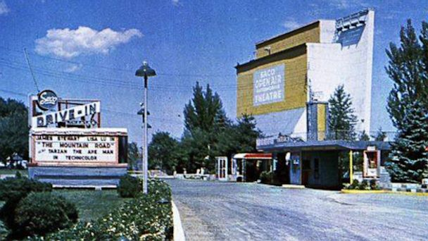 PHOTO: The Saco drive-in in Saco, Maine is seen in this undated photo.