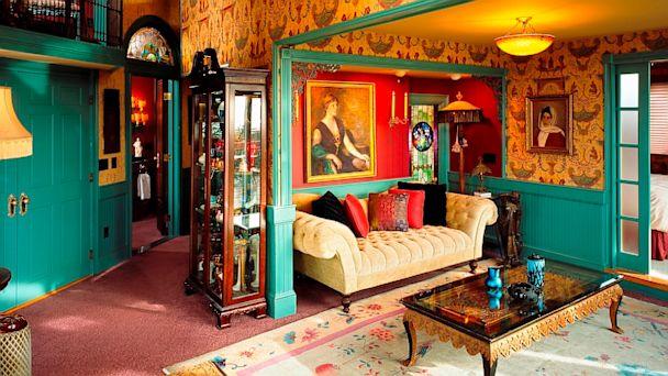 PHOTO: The Schoolman Suite in Cape Cod.