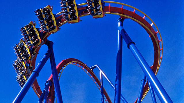 PHOTO: Six Flags