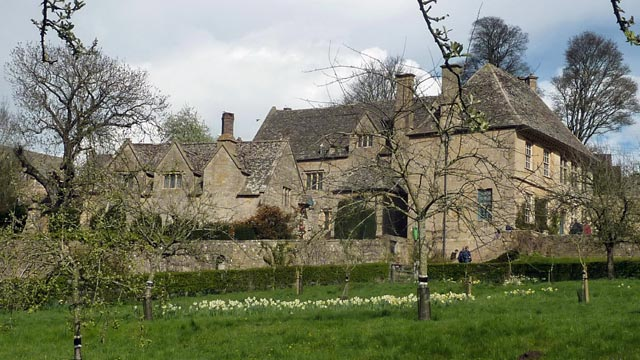 PHOTO: Snowshill Manor, Worcester, England