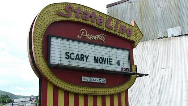PHOTO: The Stateline Drive-In Theater in Elizabeth, Tenn. is seen in this undated photo.