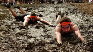 Extreme Events Test Athletes Physically and Mentally