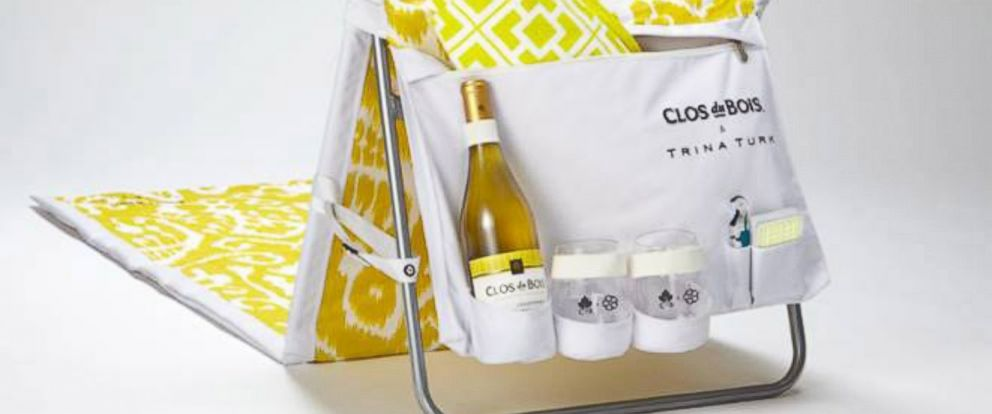 PHOTO: Clos on the Go by Trina Turk is this summer's must-have for the jet setter.
