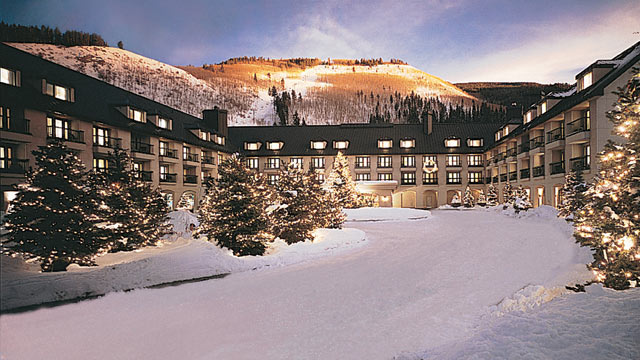 PHOTO: Vail Cascade Resort offers 50 percent off rooms on 12/12/12