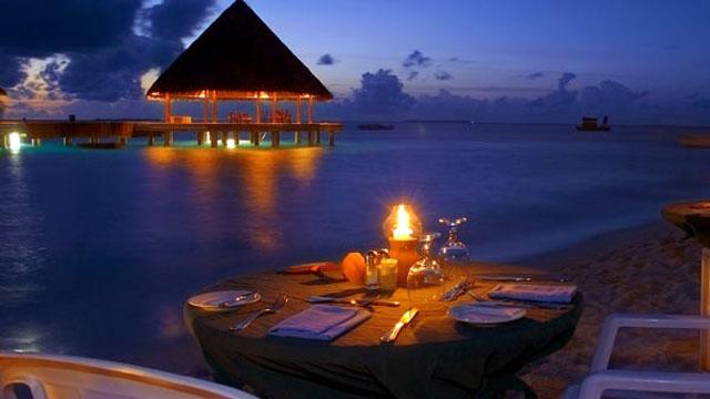 PHOTO: Vilu Reef Beach & Spa Resort