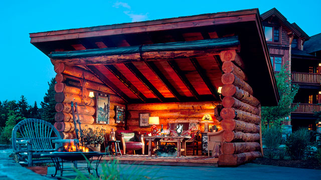 PHOTO: Whiteface Lodge, Lake Placid