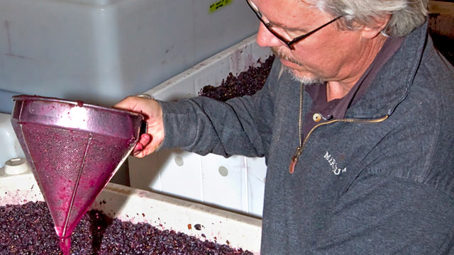 """PHOTO: Santa Barbara enters the field with a """"Winemaker for a Day"""" program hosted by Margerum Wine Company and held some Saturdays in October 5, 19, 19 to coincide with the epicure.sb celebration."""