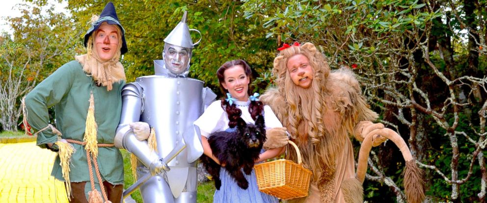PHOTO: The Land of Oz theme park is open Fridays in June and three days in September only.