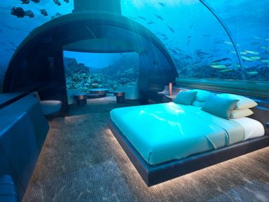 $50K underwater hotel suite to open in Maldives | ABC News