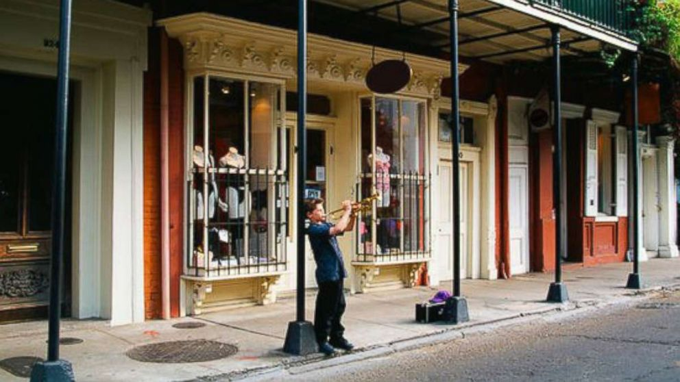 New Orleans Food Walking Tour of the French Quarter