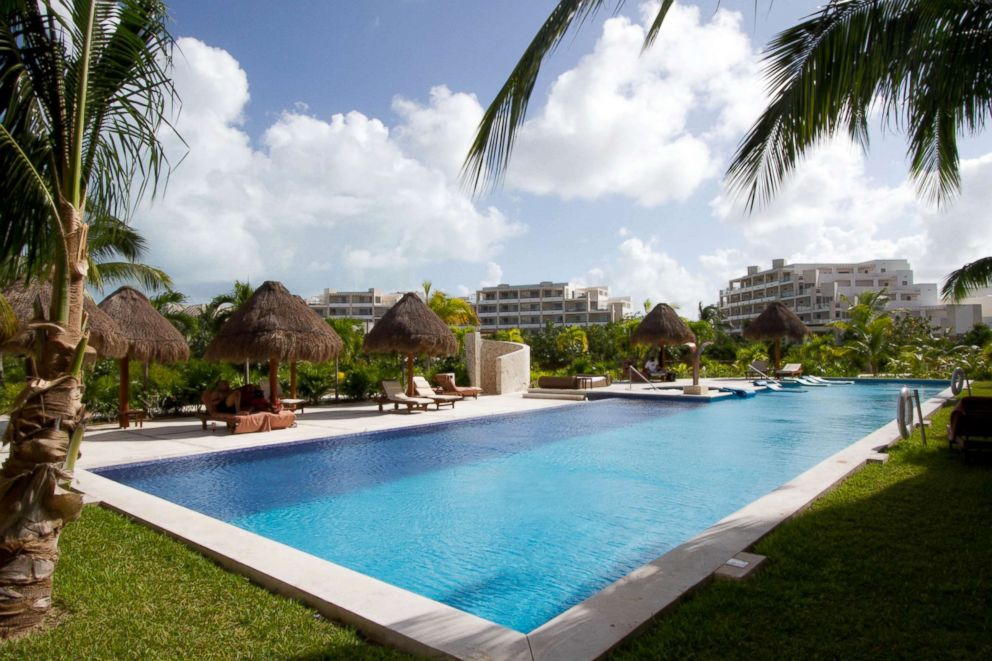 PHOTO: Excellence Playa Mujeres hotel.