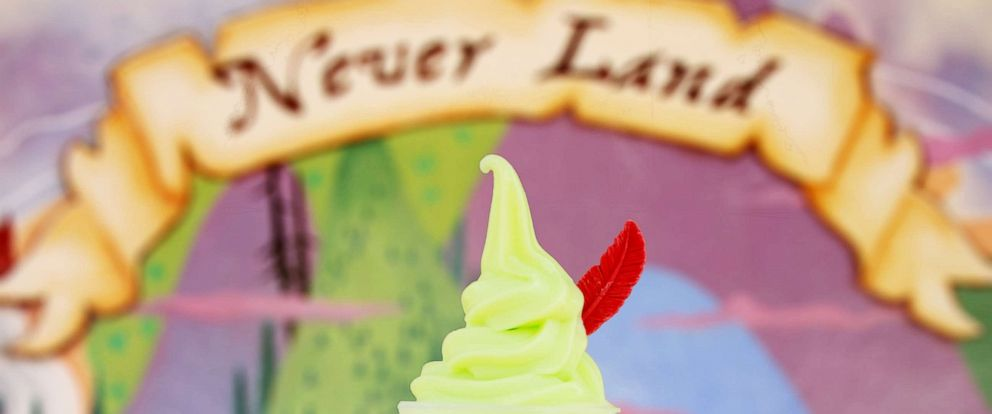 PHOTO: A new Peter Pan float is available at Walt Disney World.