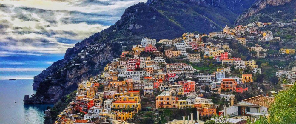 PHOTO: An undated stock photo of Positano, Italy.