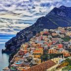An undated stock photo of Positano, Italy.