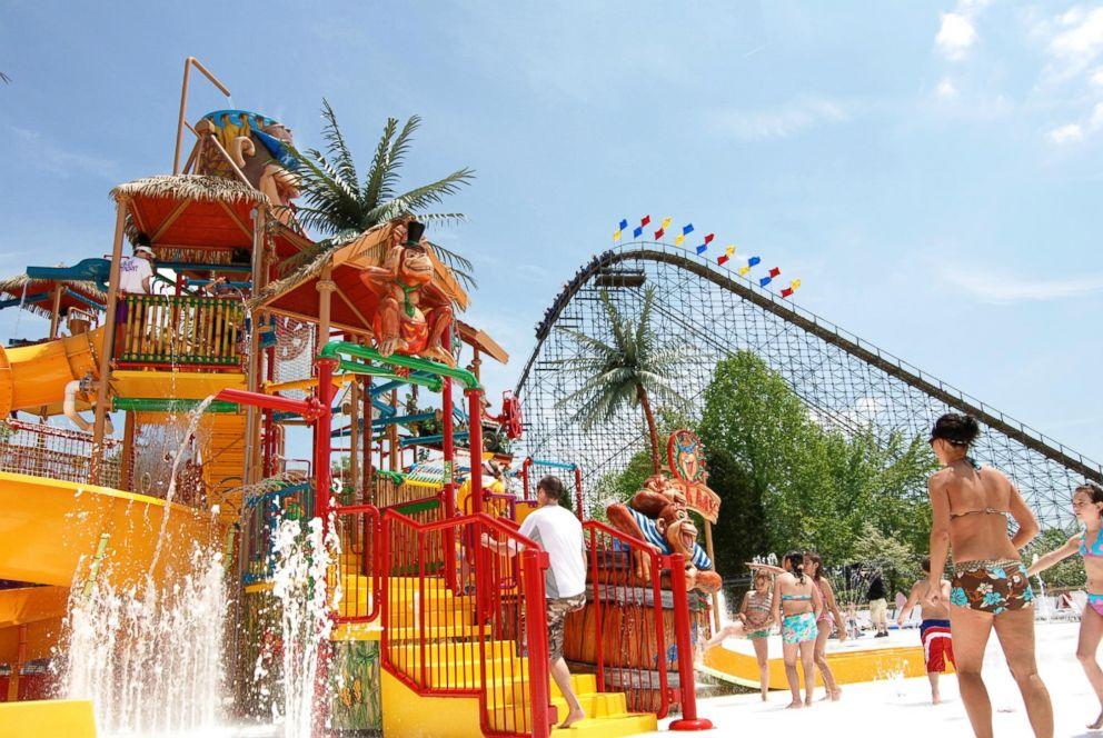 PHOTO: Holiday World & Splashin Safari, Santa Claus, Ind.