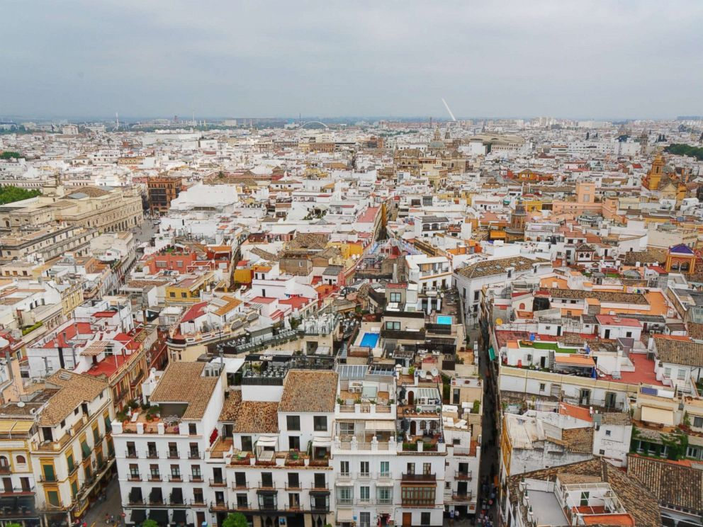 PHOTO: An undated photo of Seville, Spain, where the Game of Thrones location, Meereen was filmed.