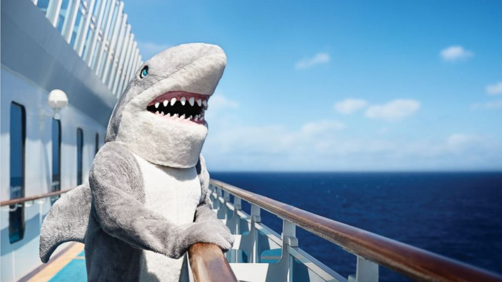 'Shark Week' themed cruises are here and we're scared and excited