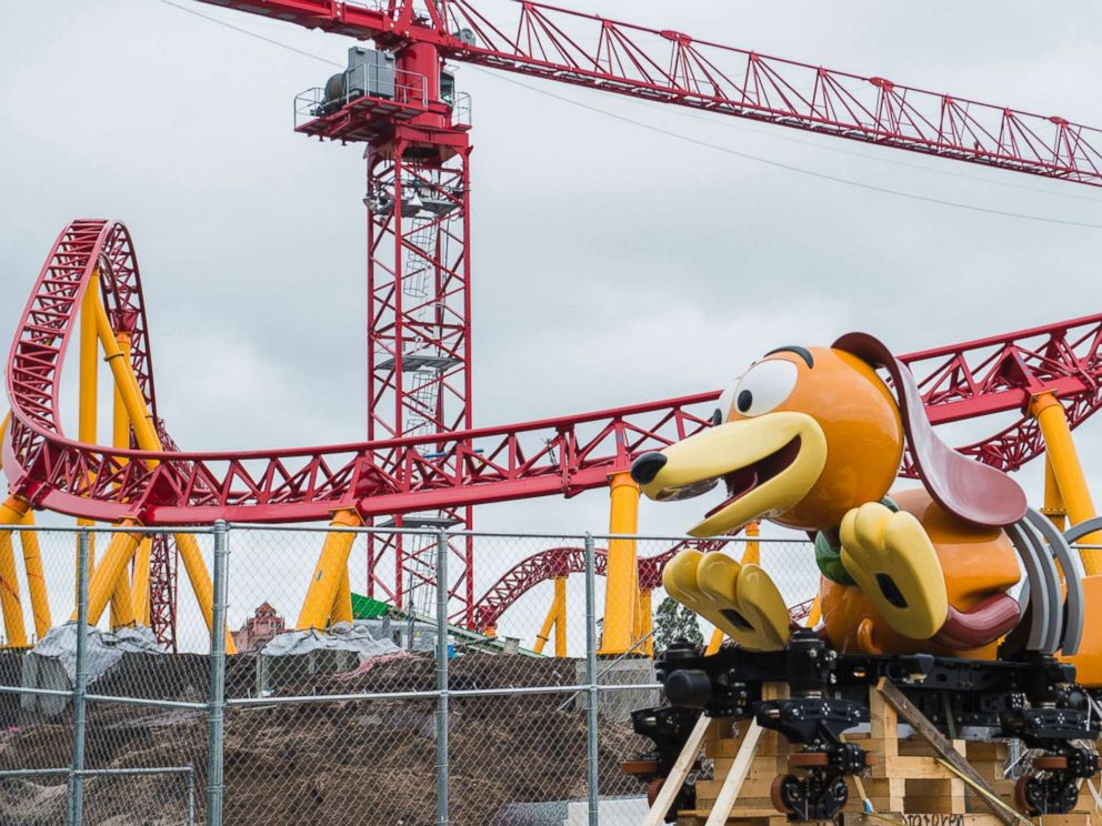 Disney announces when Toy Story Land will open