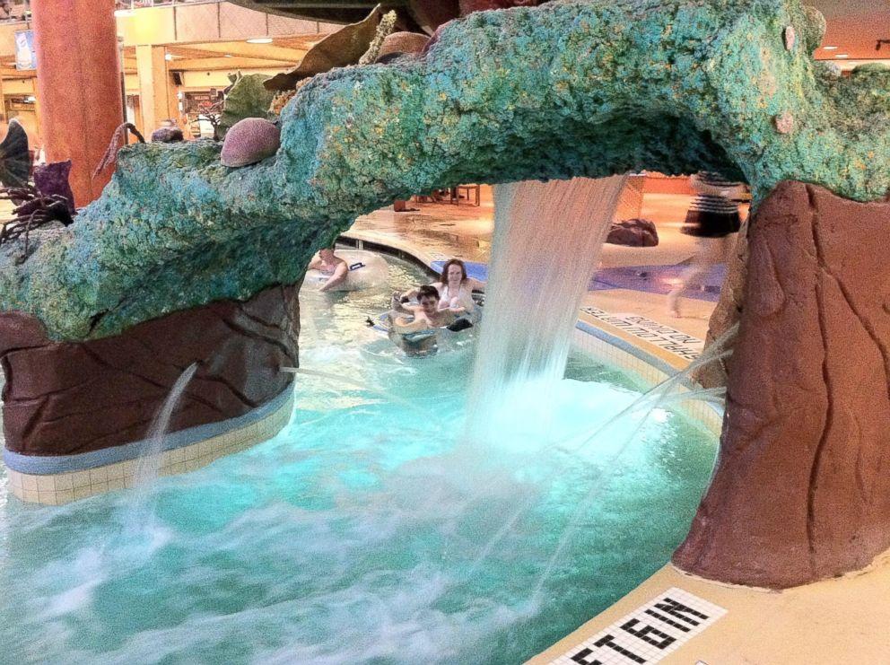 PHOTO: Splash Lagoon Indoor Water Park Resort in Erie, Penn.