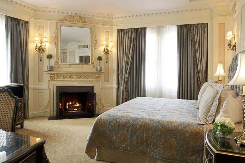 suite of the week judy garland suite at boston 39 s lenox hotel abc news. Black Bedroom Furniture Sets. Home Design Ideas