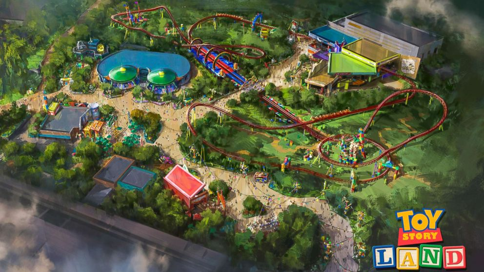 Toy Story Land is coming to Disney's Hollywood Studios.