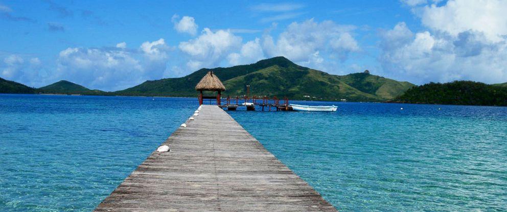 PHOTO: Turtle Island, Fiji
