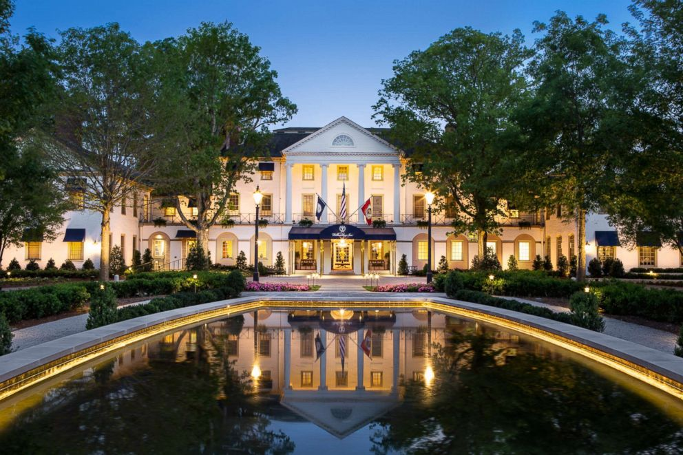 PHOTO: The Williamsburg Inn has just been awarded 5 diamonds by AAA.
