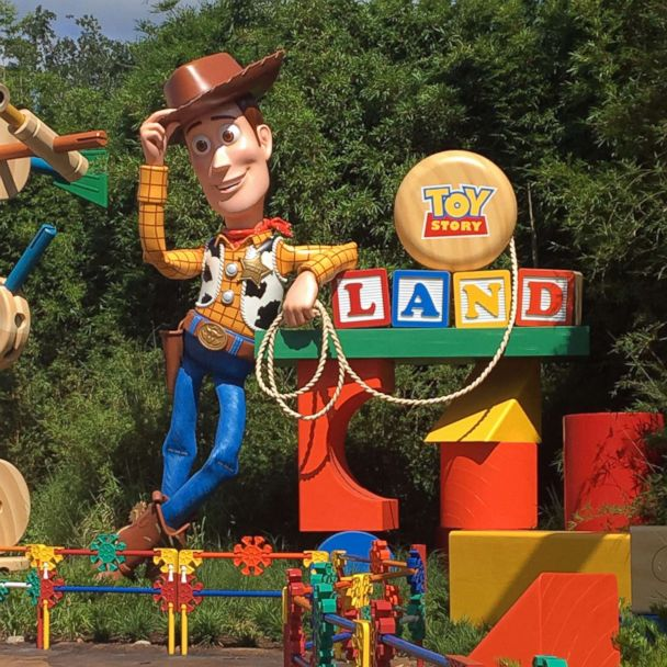 Everything You Need To Know About Toy Story Land Gma