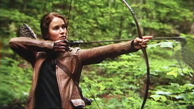 VIDEO: Tourism could see a boost in North Carolina after Hunger Games' movie release.