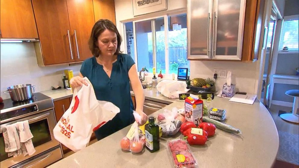 Trying out 3 popular sameday grocery delivery services ABC News