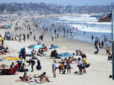 July 4th weekend forecast calls for heat, severe weather