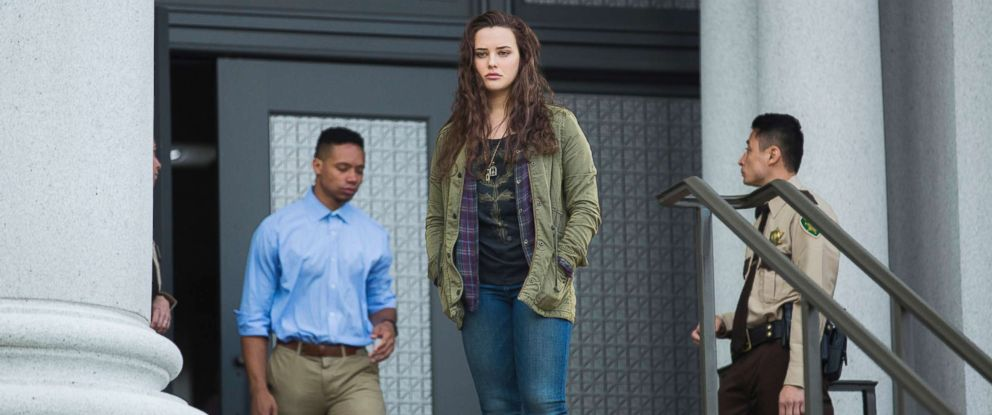 "PHOTO: Cast members are pictured in this undated photo from season 2 of ""13 Reasons Why."""